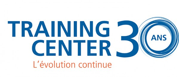 Logo 30ans Training Center
